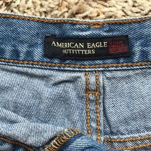 American Eagle Outfitters Shorts - AE Distressed Jean Shorts